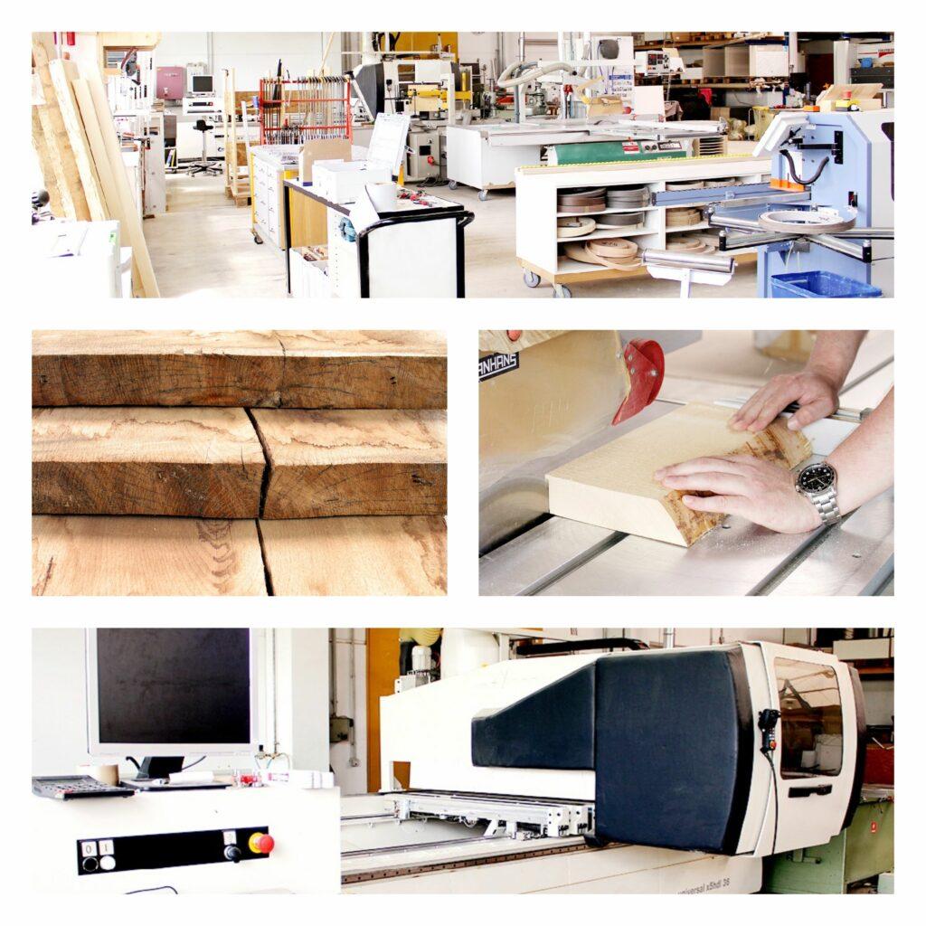 JONASCH möbelmanufaktur gmbh Werkstatt-Impressionen